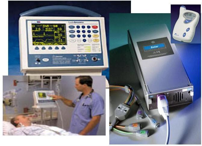 Cardiovascular Monitoring System : Non invasive hemodynamic monitoring system