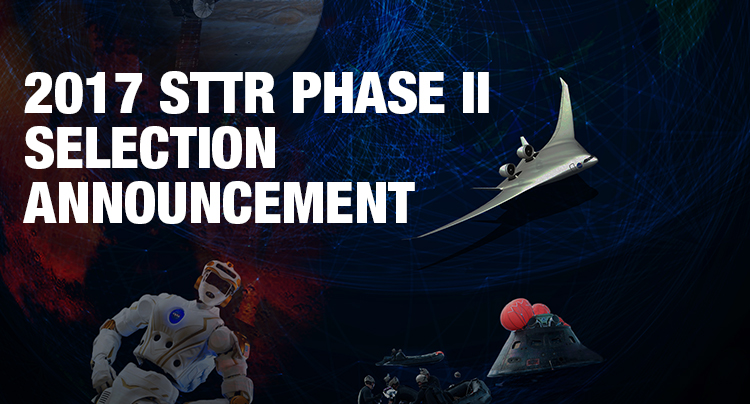 2017 STTR Phase II