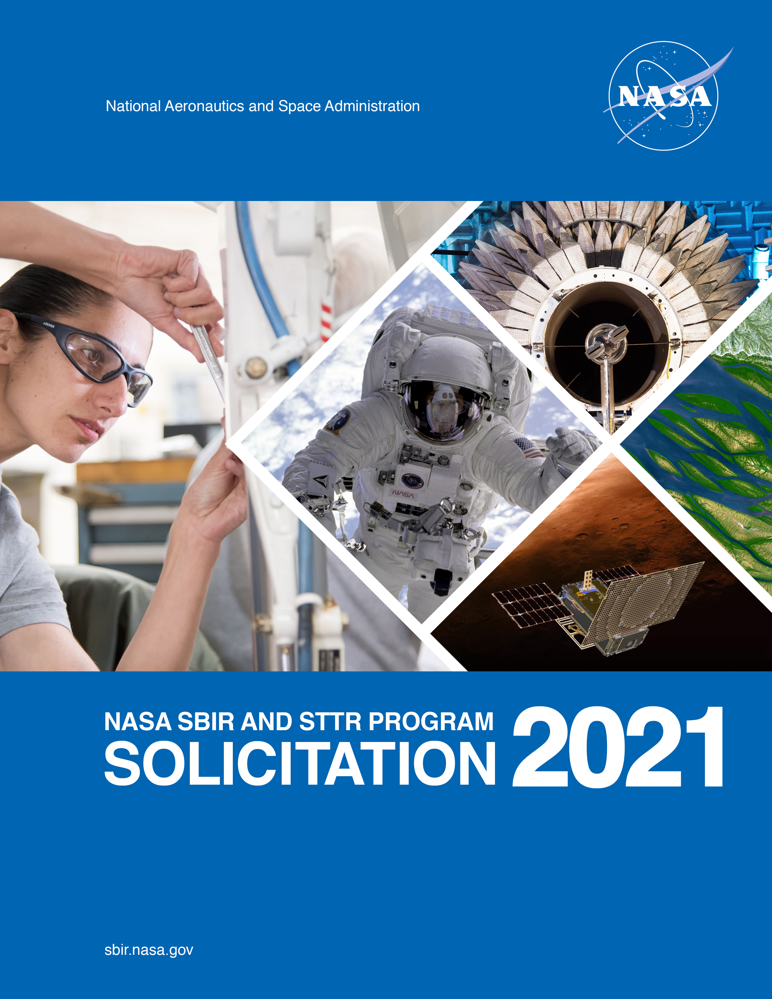 SBIR/STTR 2021 Phase I Solicitation Cover