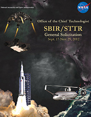 SBIR/STTR 2012 Phase I Solicitation Cover