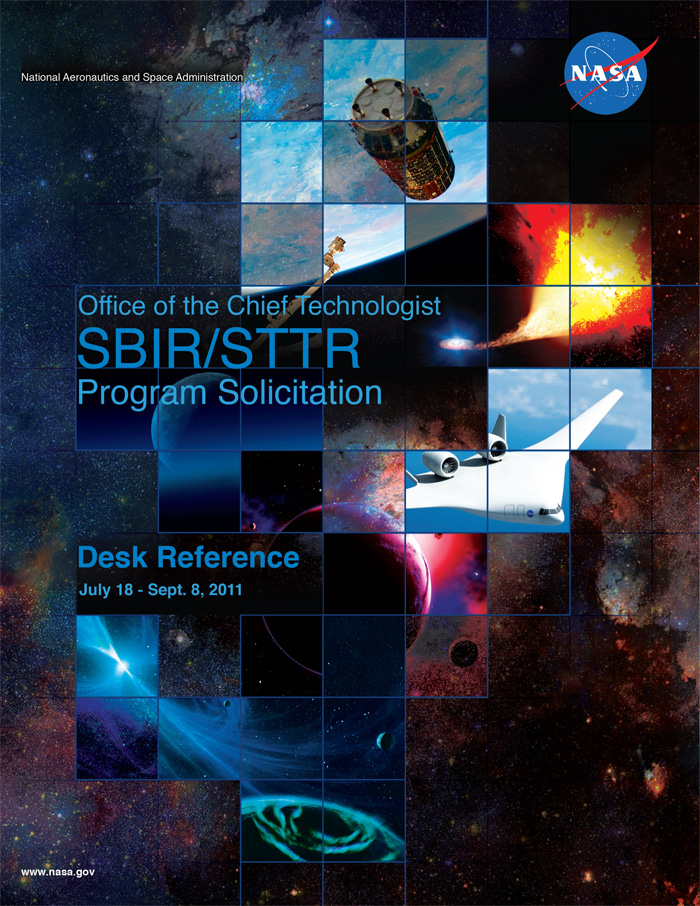 SBIR/STTR 2011 Phase I Solicitation Cover