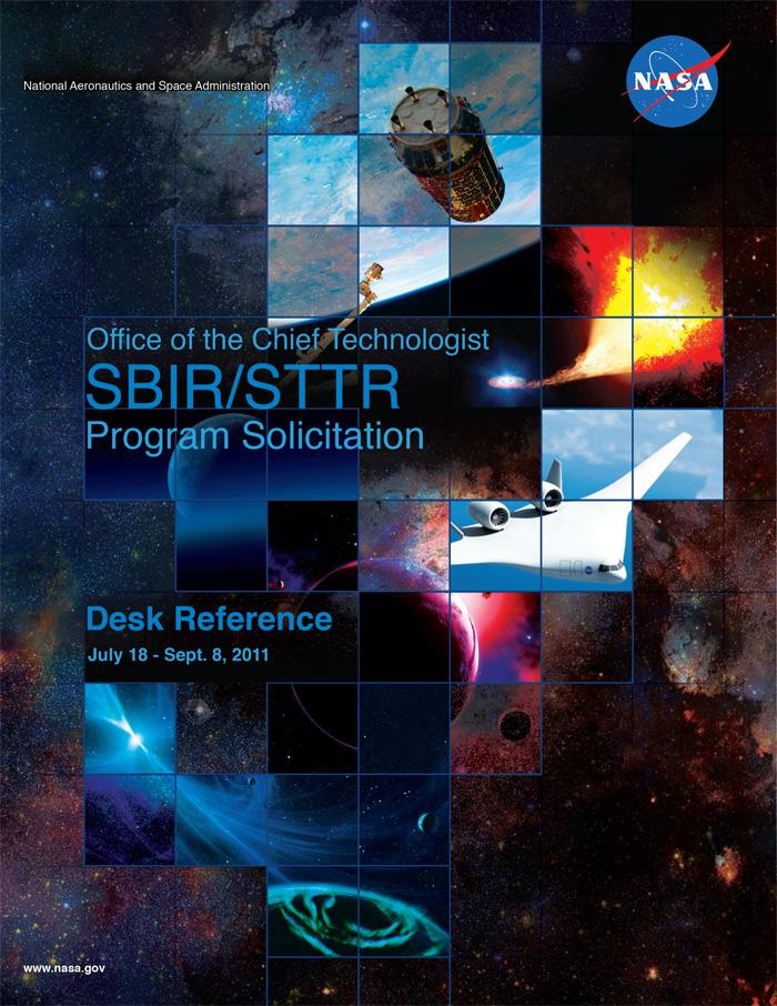 SBIR/STTR 2011 Phase I Solicitation Cover