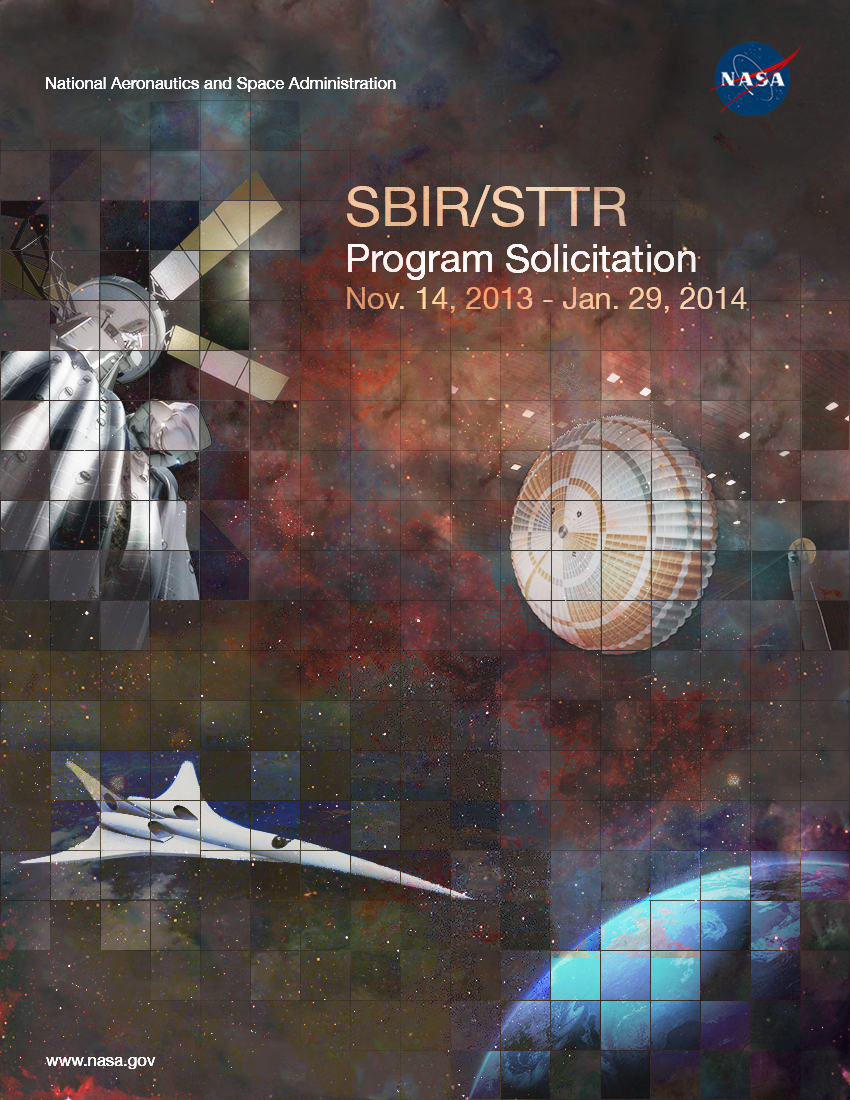 SBIR/STTR 2014 Phase I Solicitation Cover