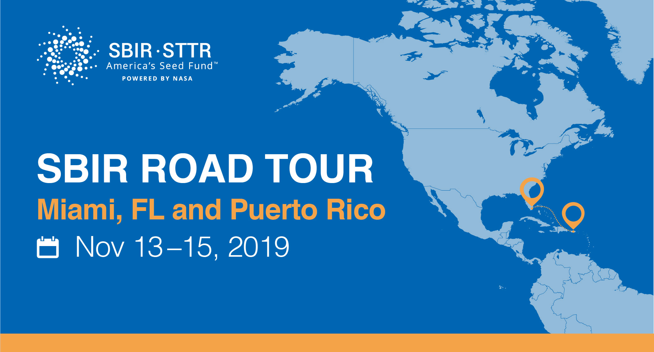 SBIR Road Tour: Miami, FL and Puerto Rico