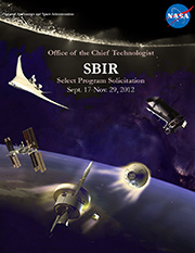 SBIR Select 2012 Phase I Solicitation Cover