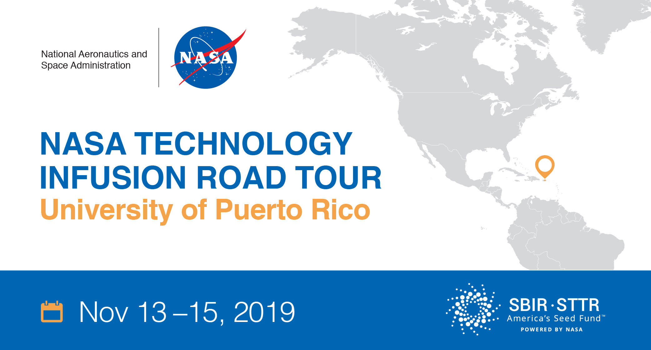 NASA HBCU/MSI Technology Infusion Road Tour: University of Puerto Rico