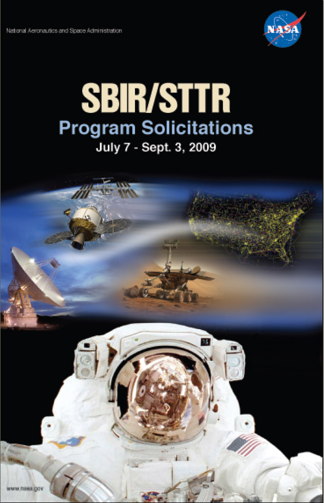 SBIR/STTR 2009 Phase I Solicitation Cover